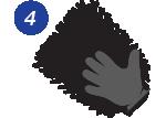 elite carwash process - 4- hand wash